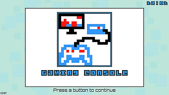 Pic-a-Pix Color 2 - Screenshot INDEX