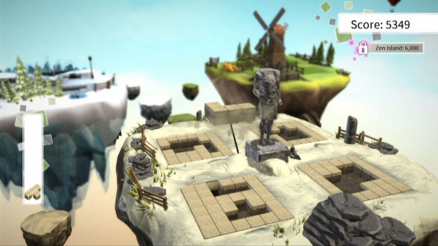 PieceFall Screenshot 1