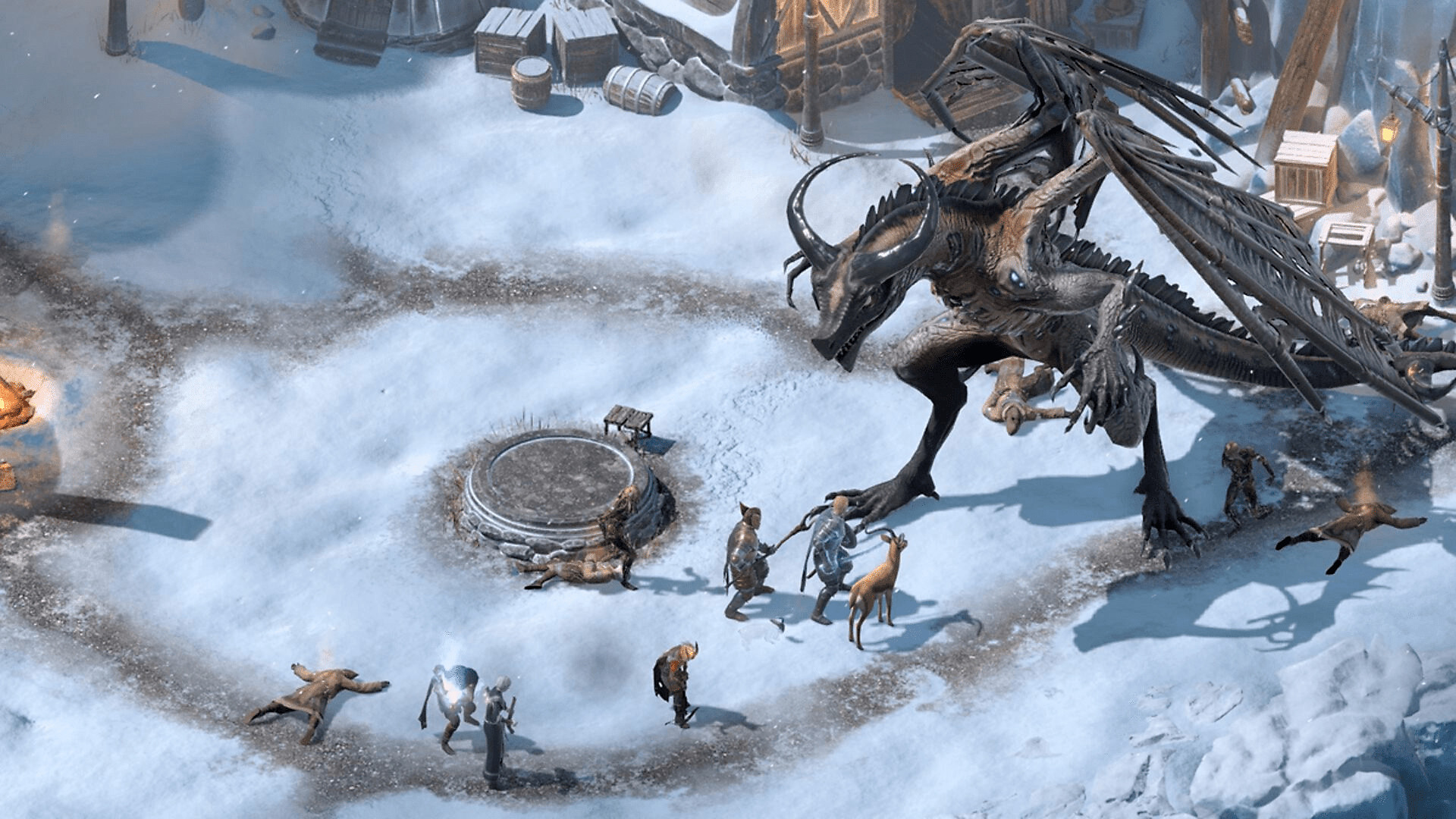 Pillars Of Eternity Ii Deadfire Ultimate Edition Game Ps4