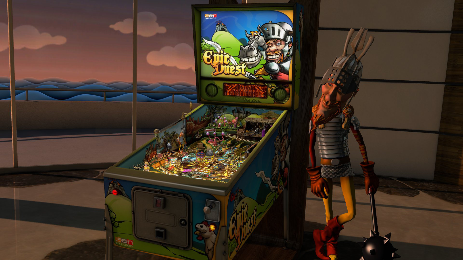 Pinball FX2 VR Game | PS4 - PlayStation