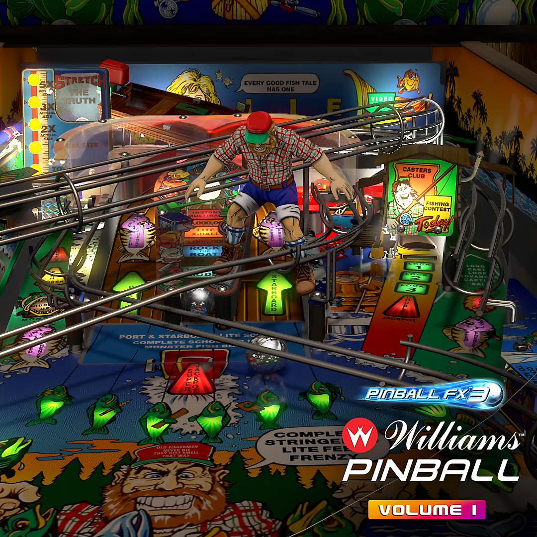 Pinball FX3 Game | PS4 - PlayStation