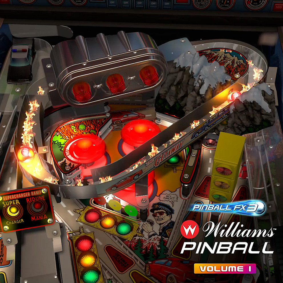 Pinball FX3 Game | PS4 - PlayStation