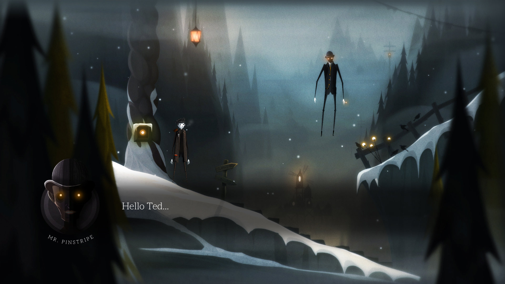 Pinstripe Game Ps4 Playstation