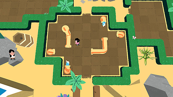 Pipe Push Paradise - Screenshot INDEX