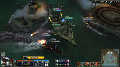 Pirates: Treasure Hunters Trailer Screenshot