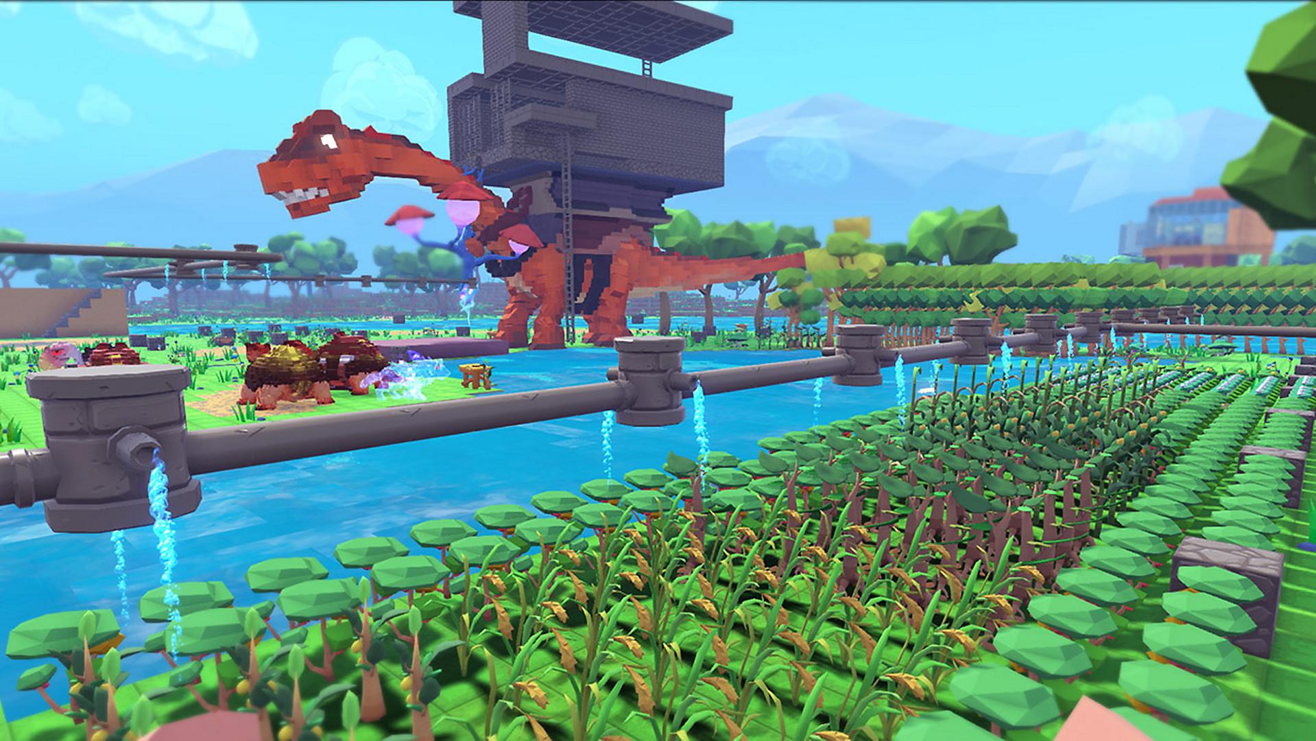 PixARK Game | PS4 - PlayStation