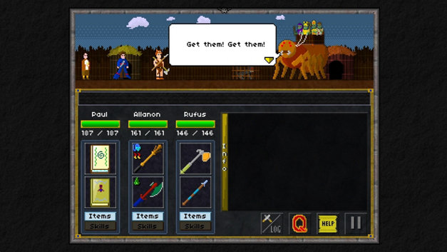 Pixel Heroes: Byte & Magic Screenshot 1