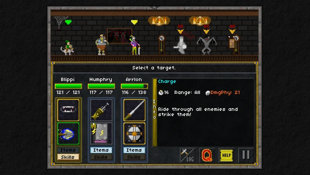 Pixel Heroes: Byte & Magic Screenshot 3