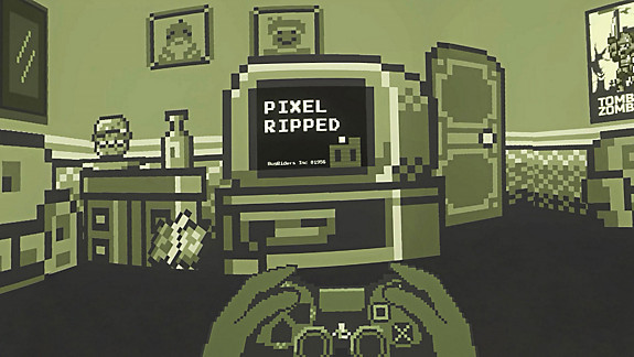 Pixel Ripped 1989 - Screenshot INDEX