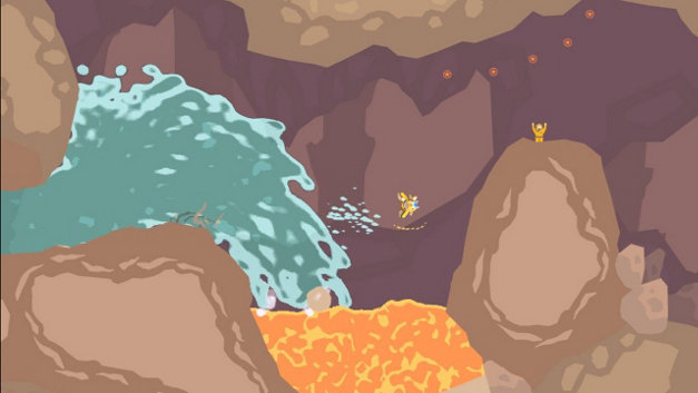 PixelJunk™ Shooter Ultimate Screenshot 1