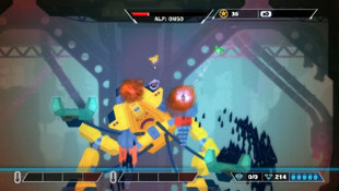 PixelJunk™ Shooter Ultimate Screenshot 2