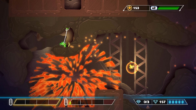 PixelJunk™ Shooter Ultimate Screenshot 10