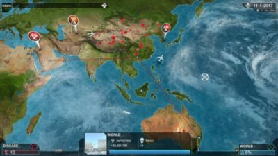 Image of: Plague Inc Evolved Game Ps4 Playstation