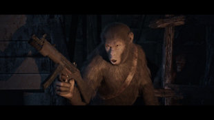 Planet of the Apes: Last Frontier Screenshot 6