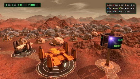 Planetbase Trailer Screenshot