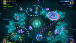 Planets Under Attack Screenshot 9