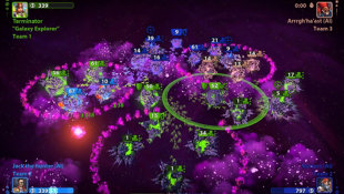 Planets Under Attack Screenshot 2