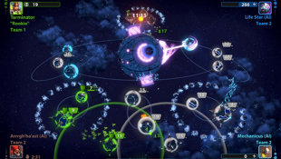 Planets Under Attack Screenshot 3