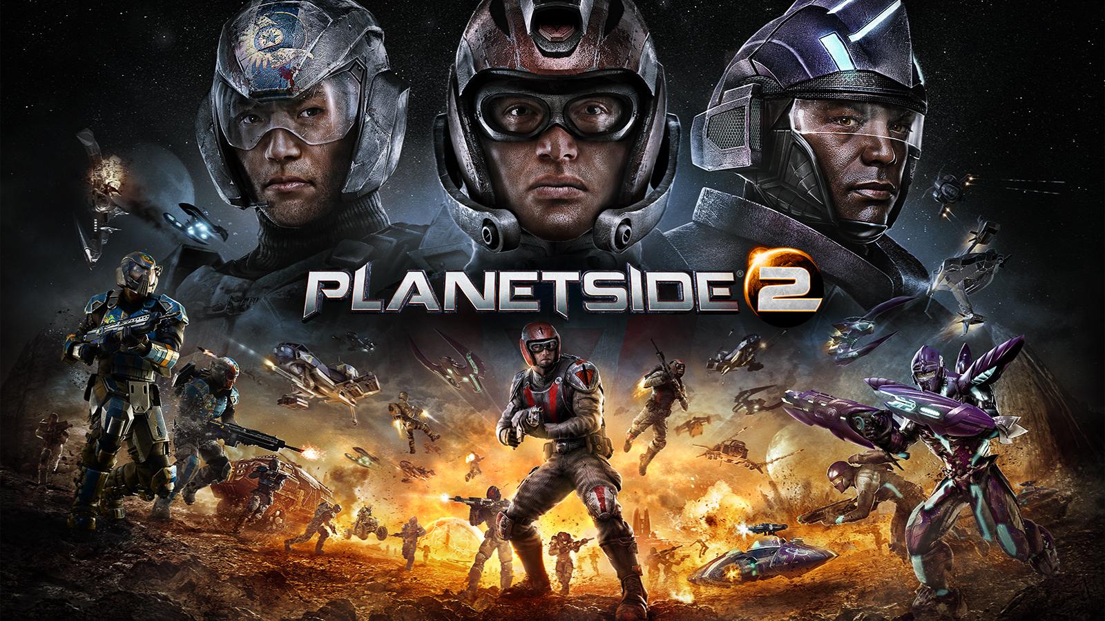 PlanetSide®2 Game | PS4 - PlayStation  PlanetSide®2 G...