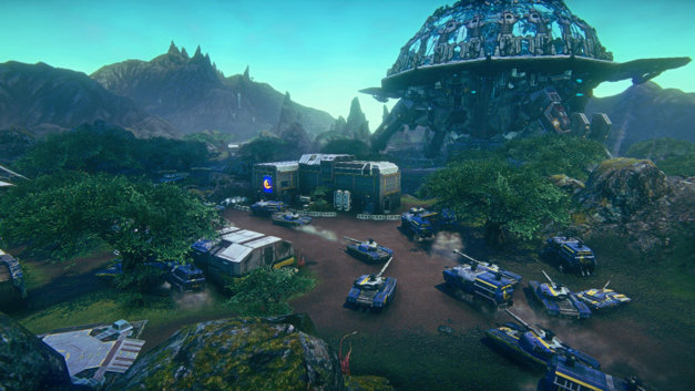 PlanetSide®2 Screenshot 1