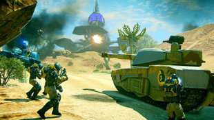 PlanetSide®2 Screenshot 8