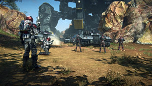 PlanetSide®2  Screenshot 12
