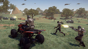 PlanetSide®2 Screenshot 14