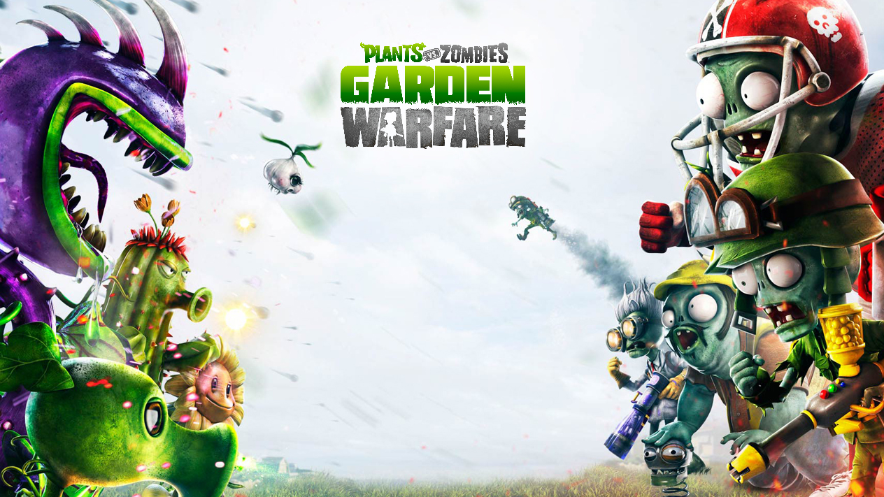 Pvz Garden Warfare Ps3 Garden Inspiration
