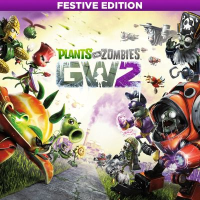 Plants vs Zombies Garden Warfare 2 Game PS4 PlayStation
