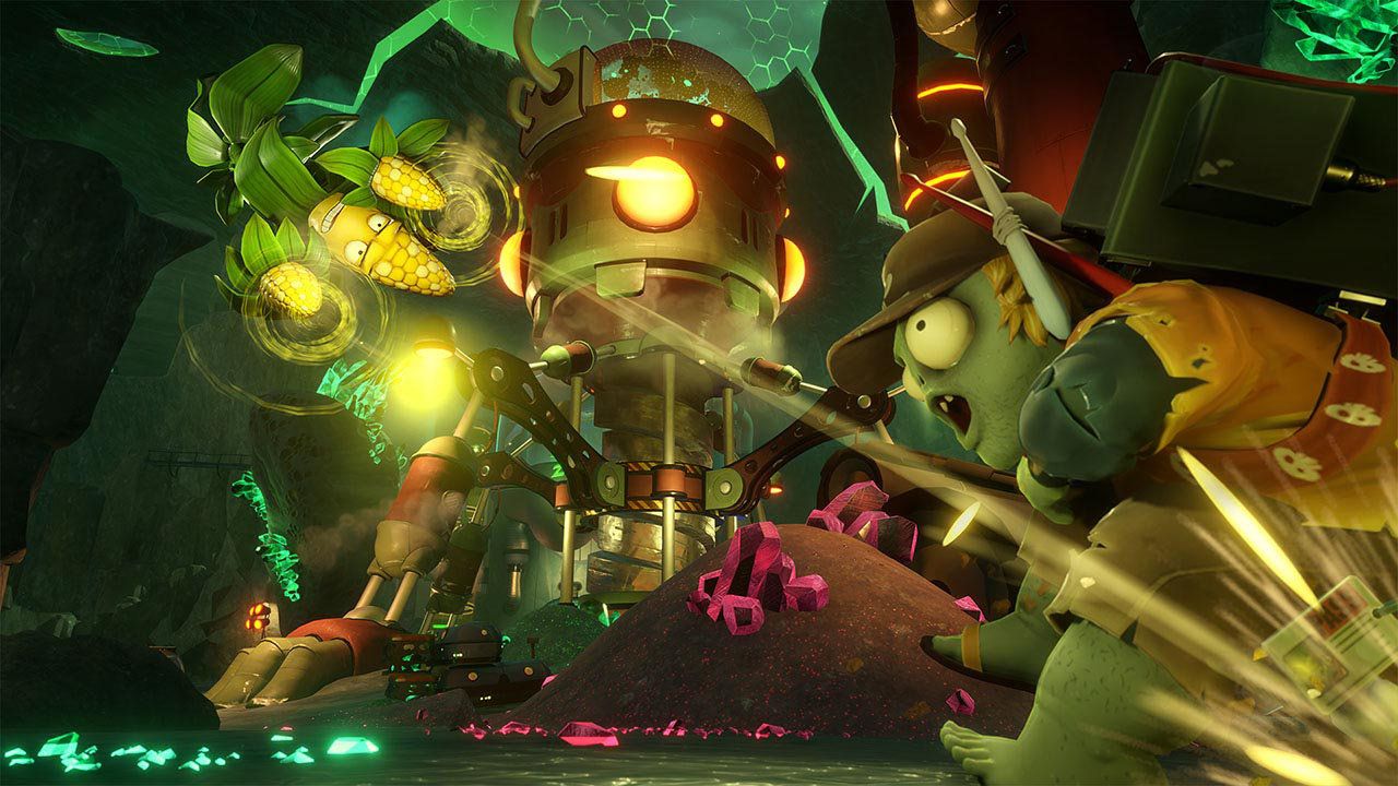 Plants vs. Zombies™: Garden Warfare 2 Game | PS4 - PlayStation