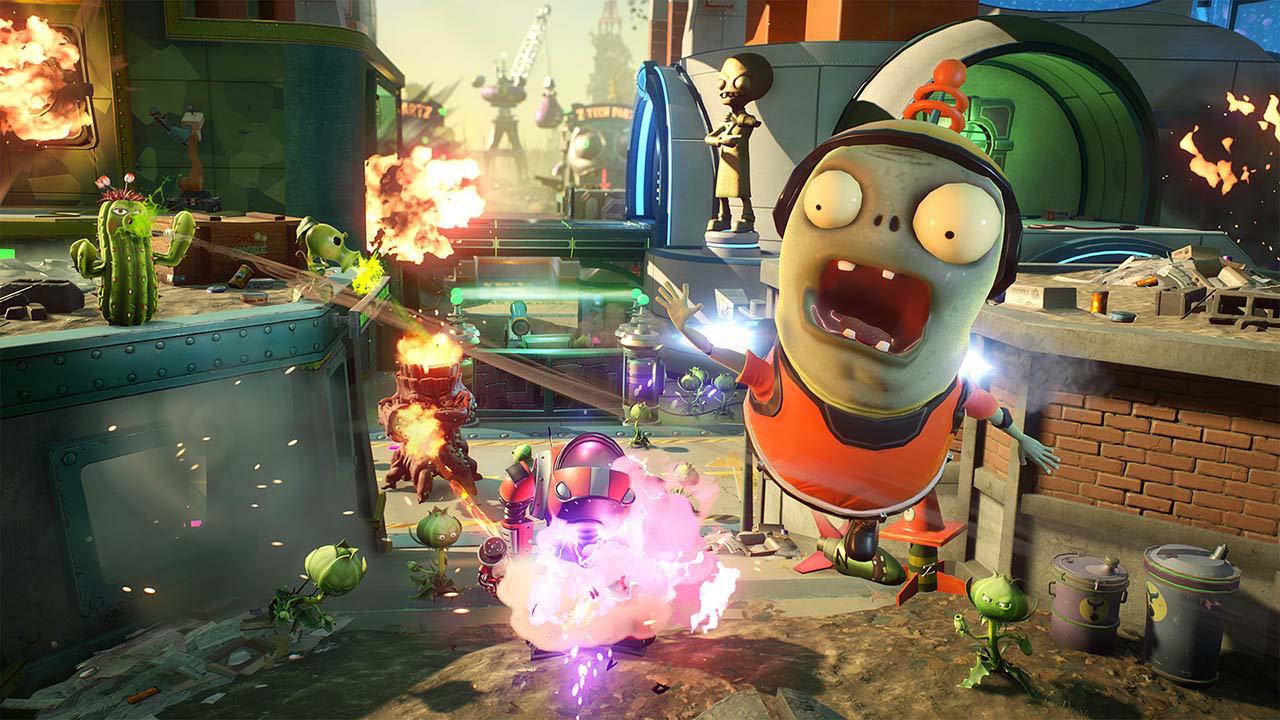 Plants vs  Zombies™: Garden Warfare 2 Game | PS4 - PlayStation