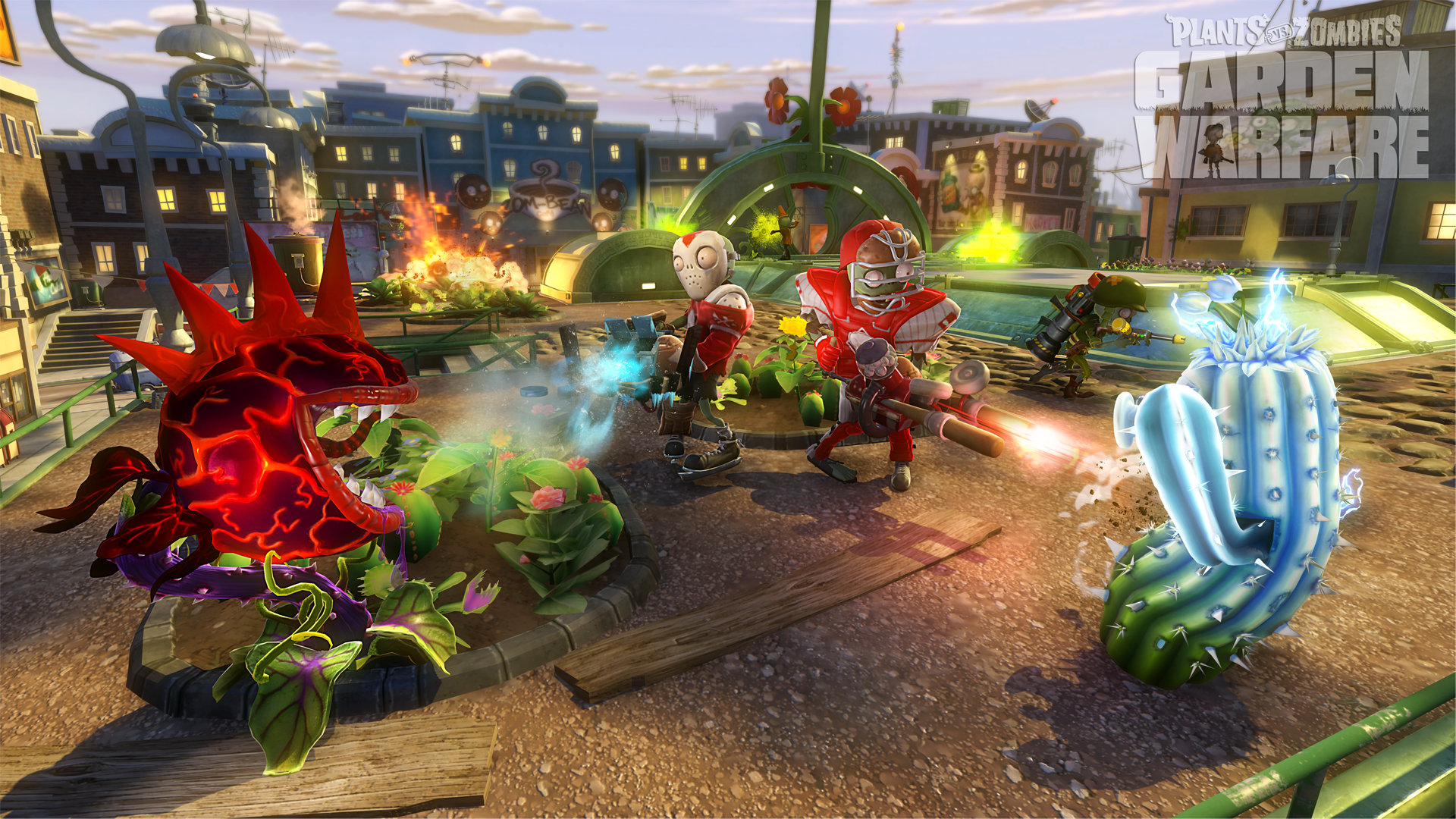 Lovely Plants Vs. Zombies™ Garden Warfare Screenshot 9 Nice Look