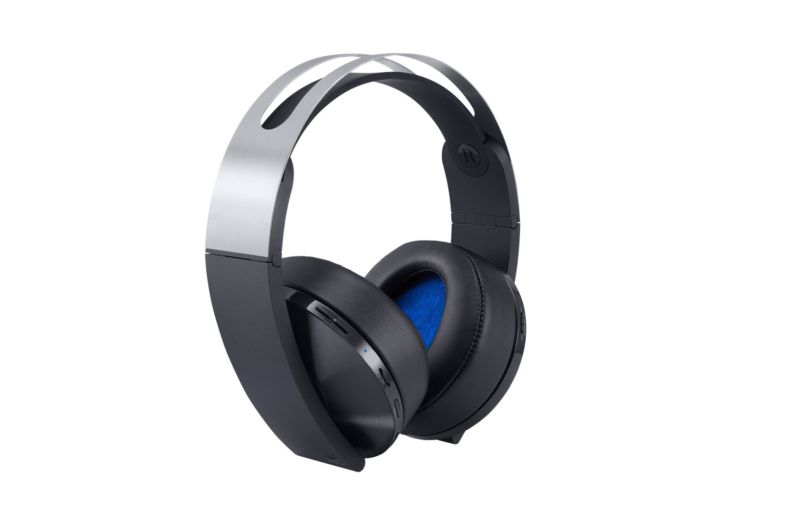 PlayStation 4 - Platinum Wireless Headset | Gaming Headset PS4