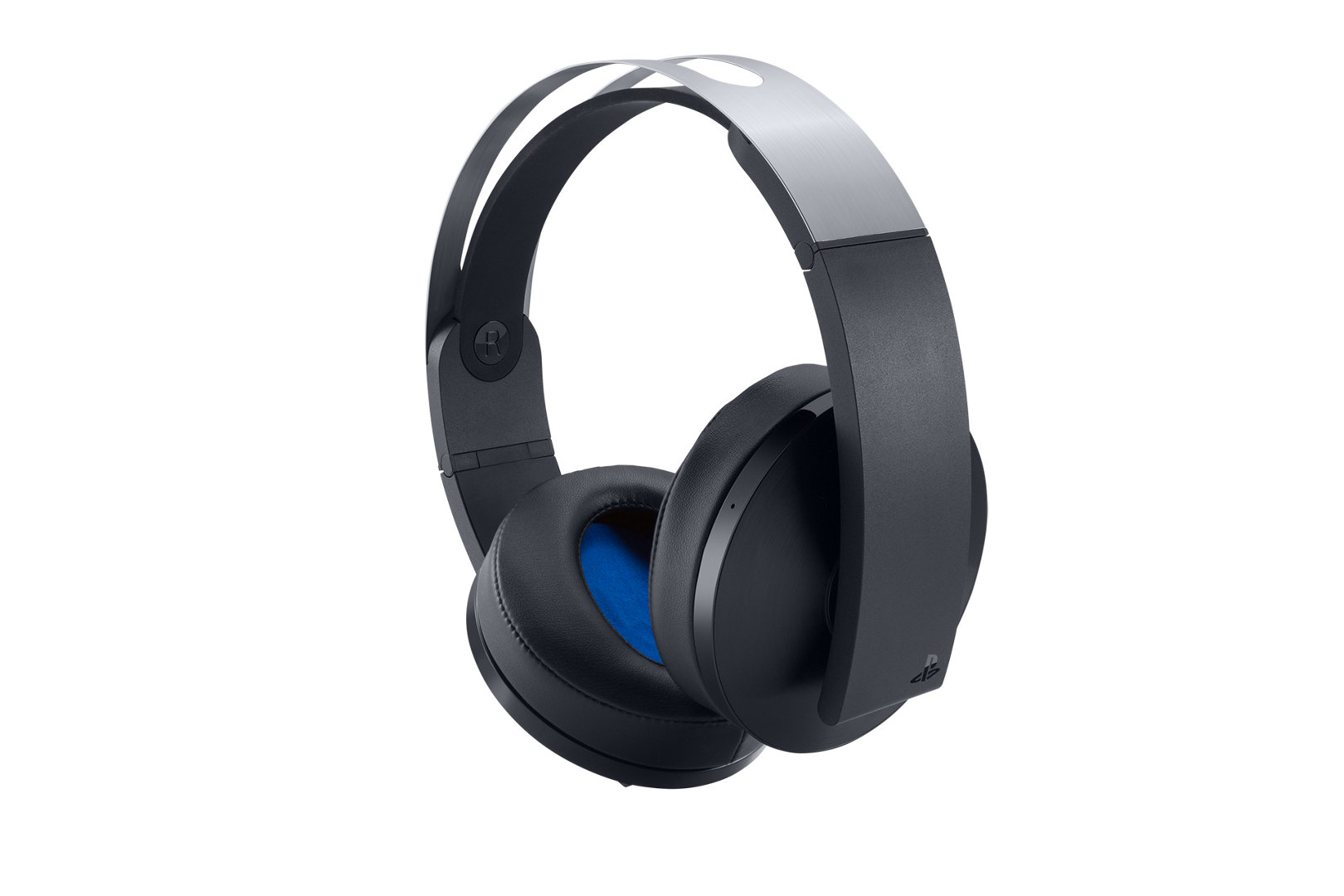 Playstation 4 Platinum Wireless Headset Gaming Ps4 Head Set