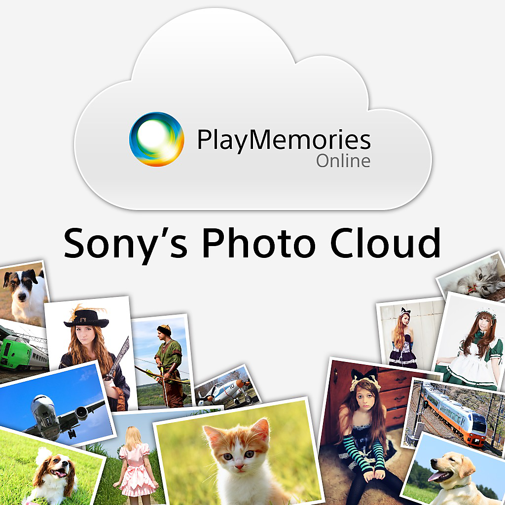 PlayMemories Store Art