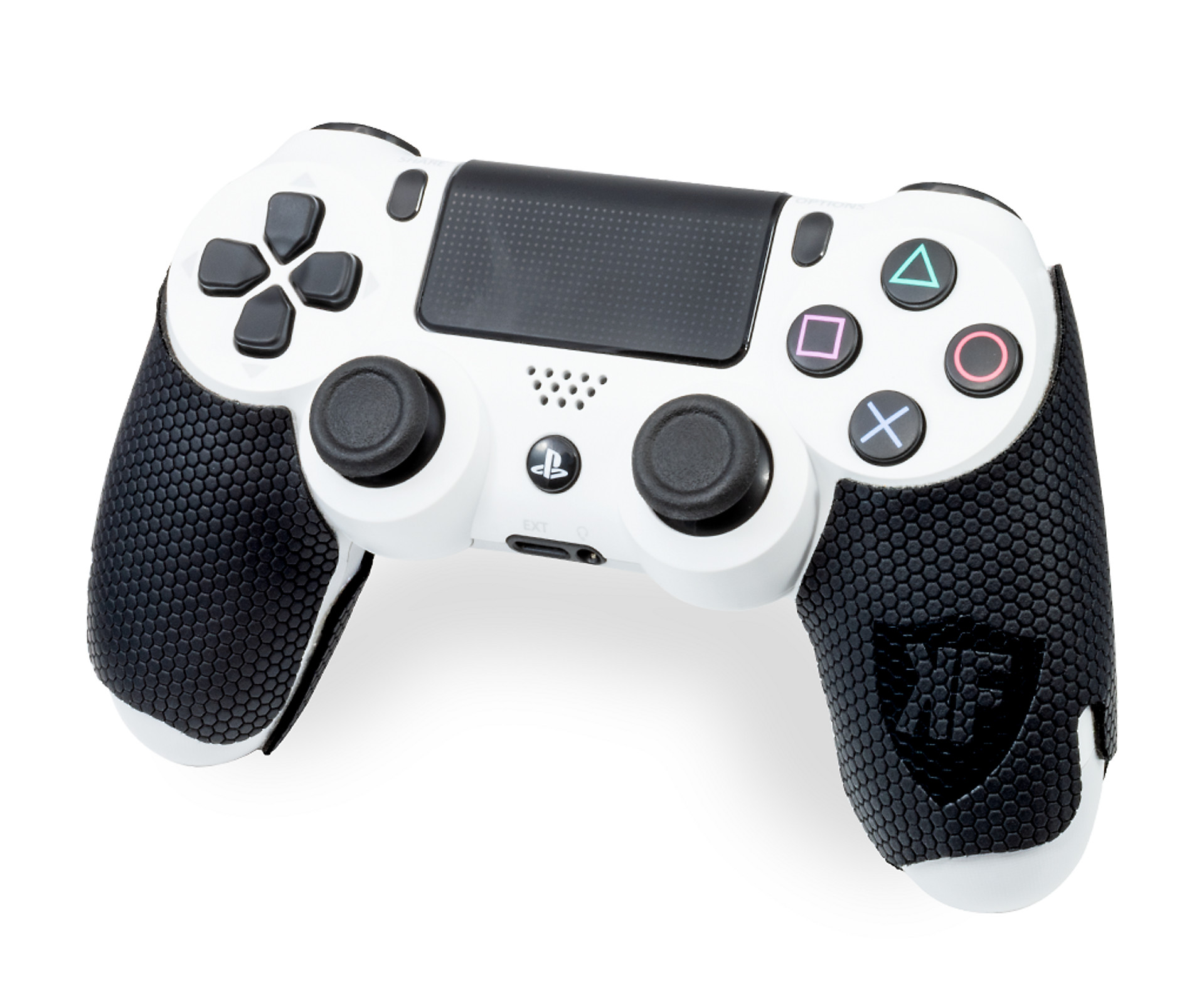 Dualshock 4 Wireless Controller Playstation Stik Ps4 New Model Glacier White Show All 3 Screenshots Close Gallery