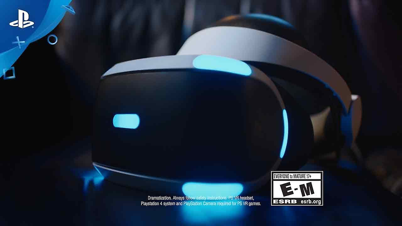 PlayStation VR video