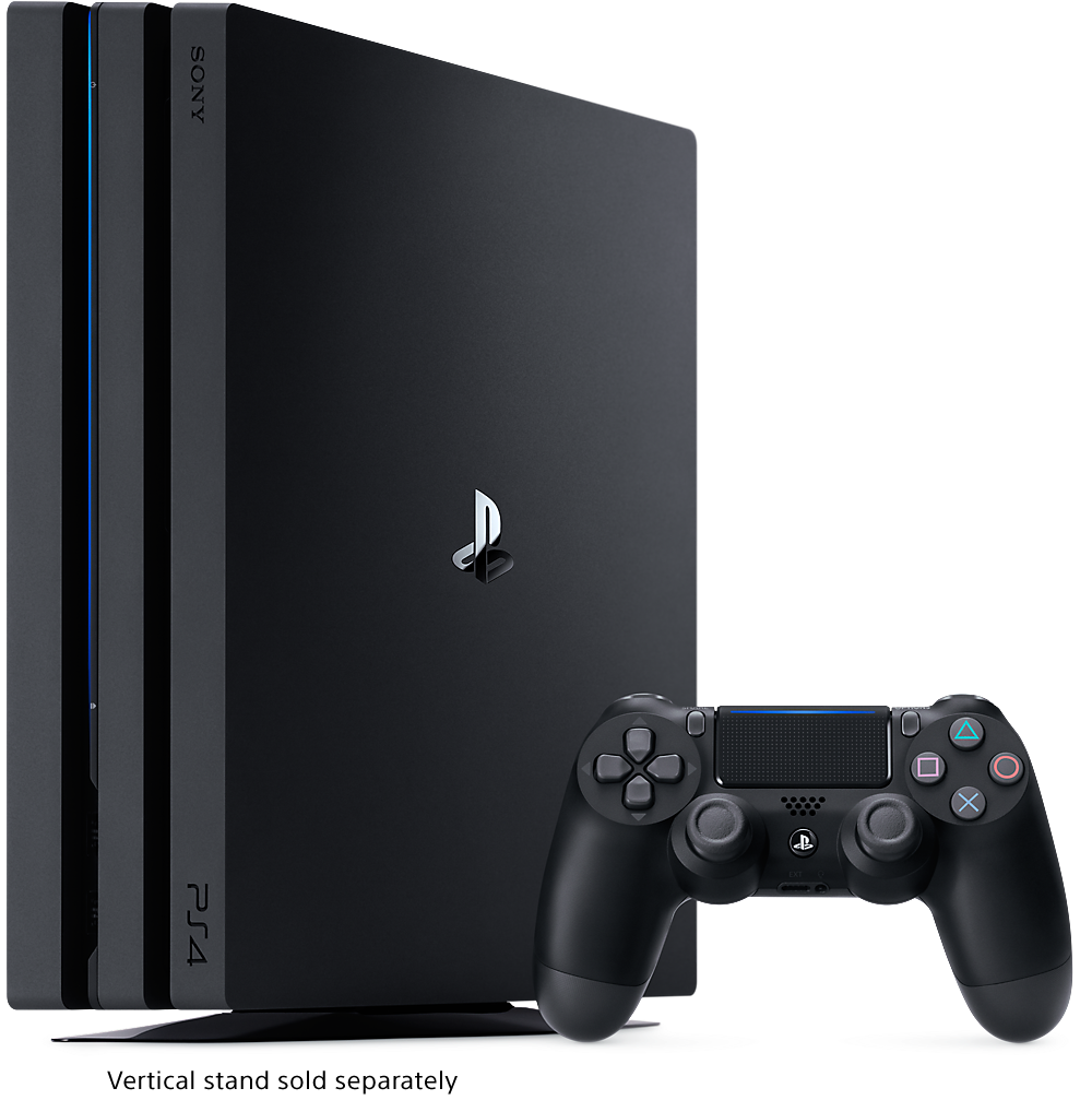 PS4 Pro - PlayStation