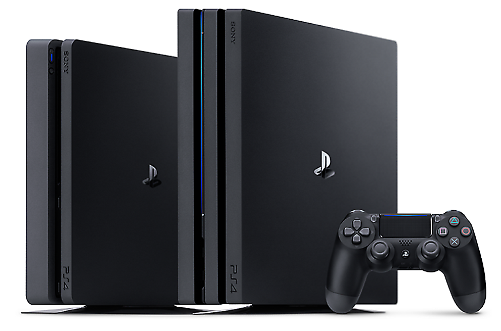 PlayStation 4 Product Shot