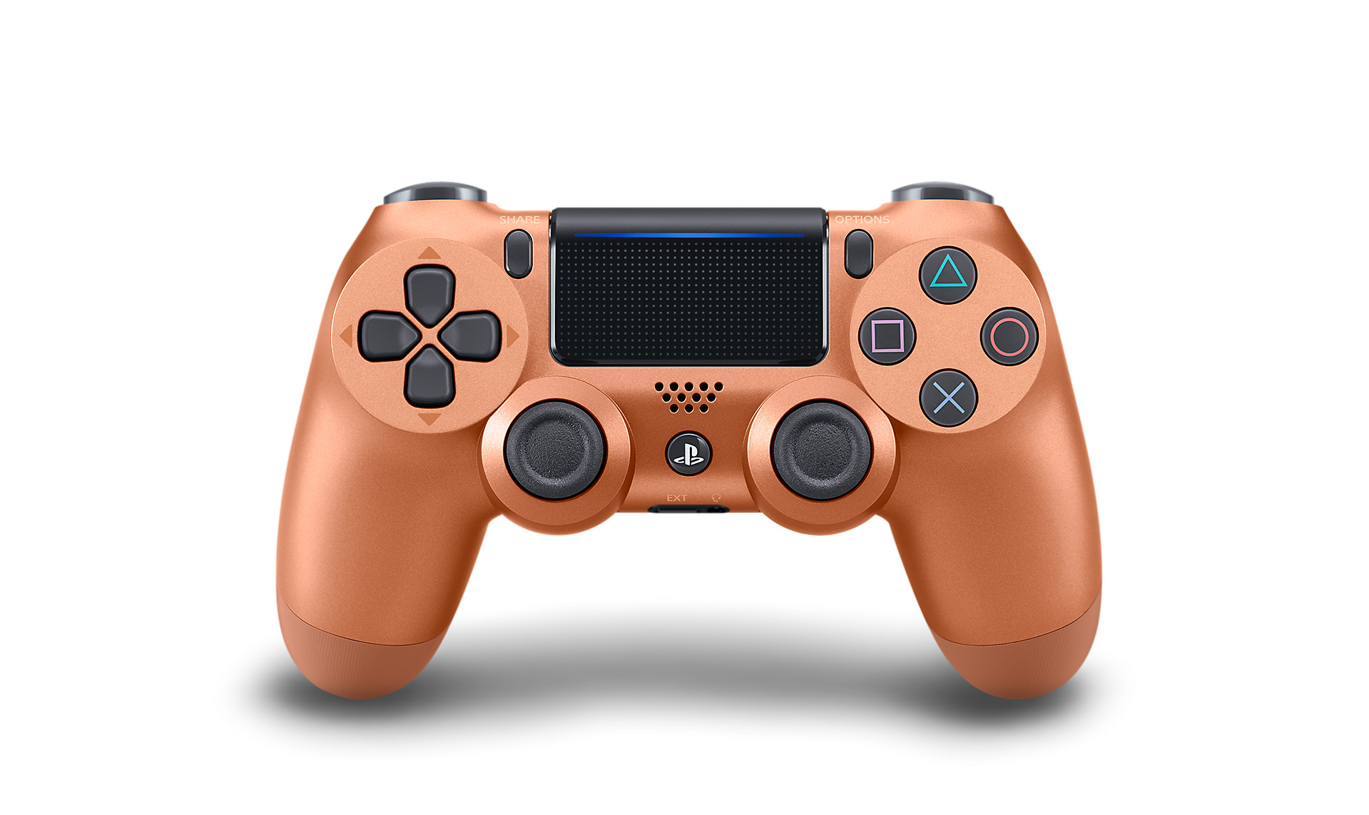 铜色DUALSHOCK 4 - PlayStation周边设备