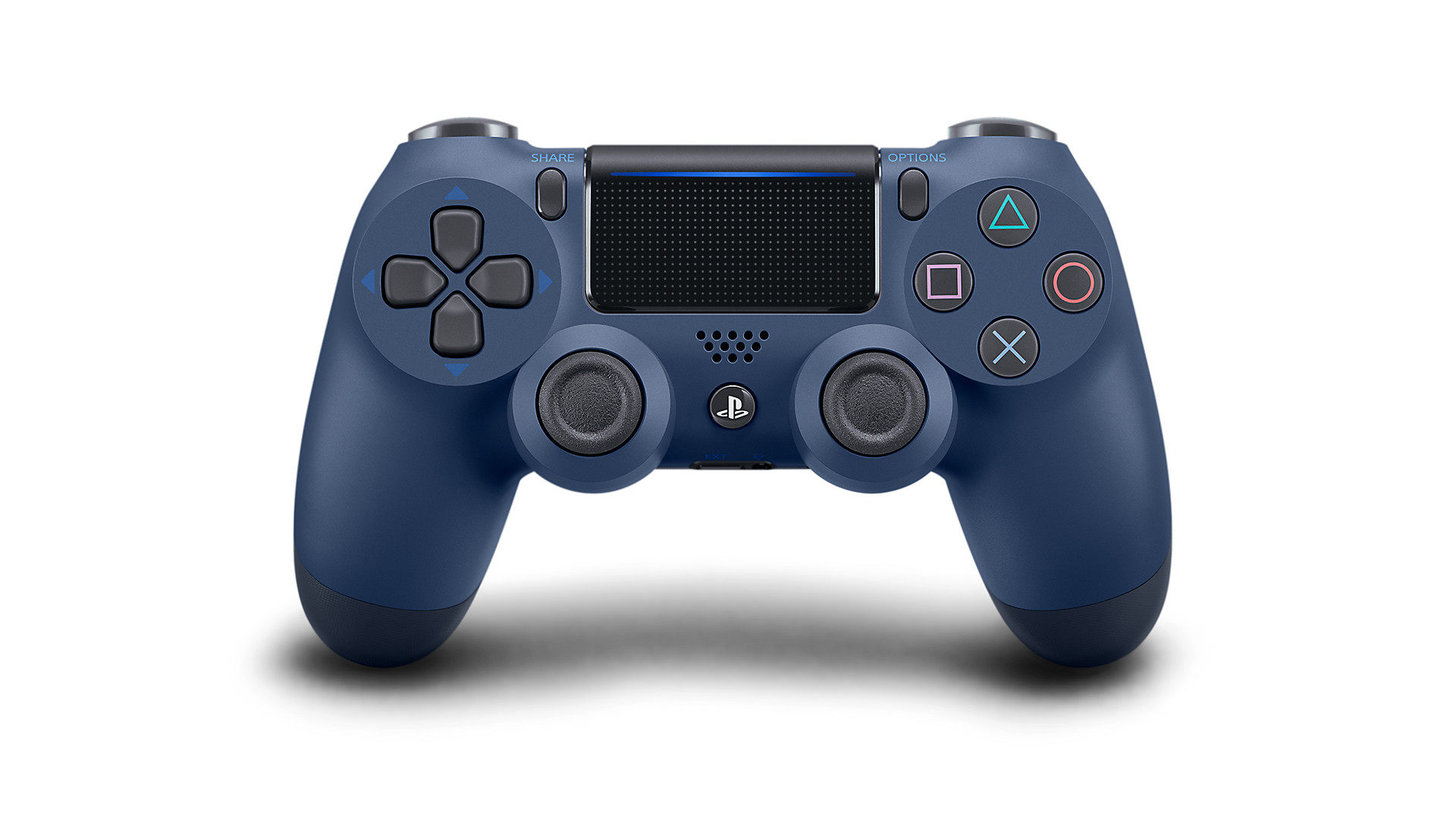 Midnight Blue DualShock 4 - PlayStation Accessories