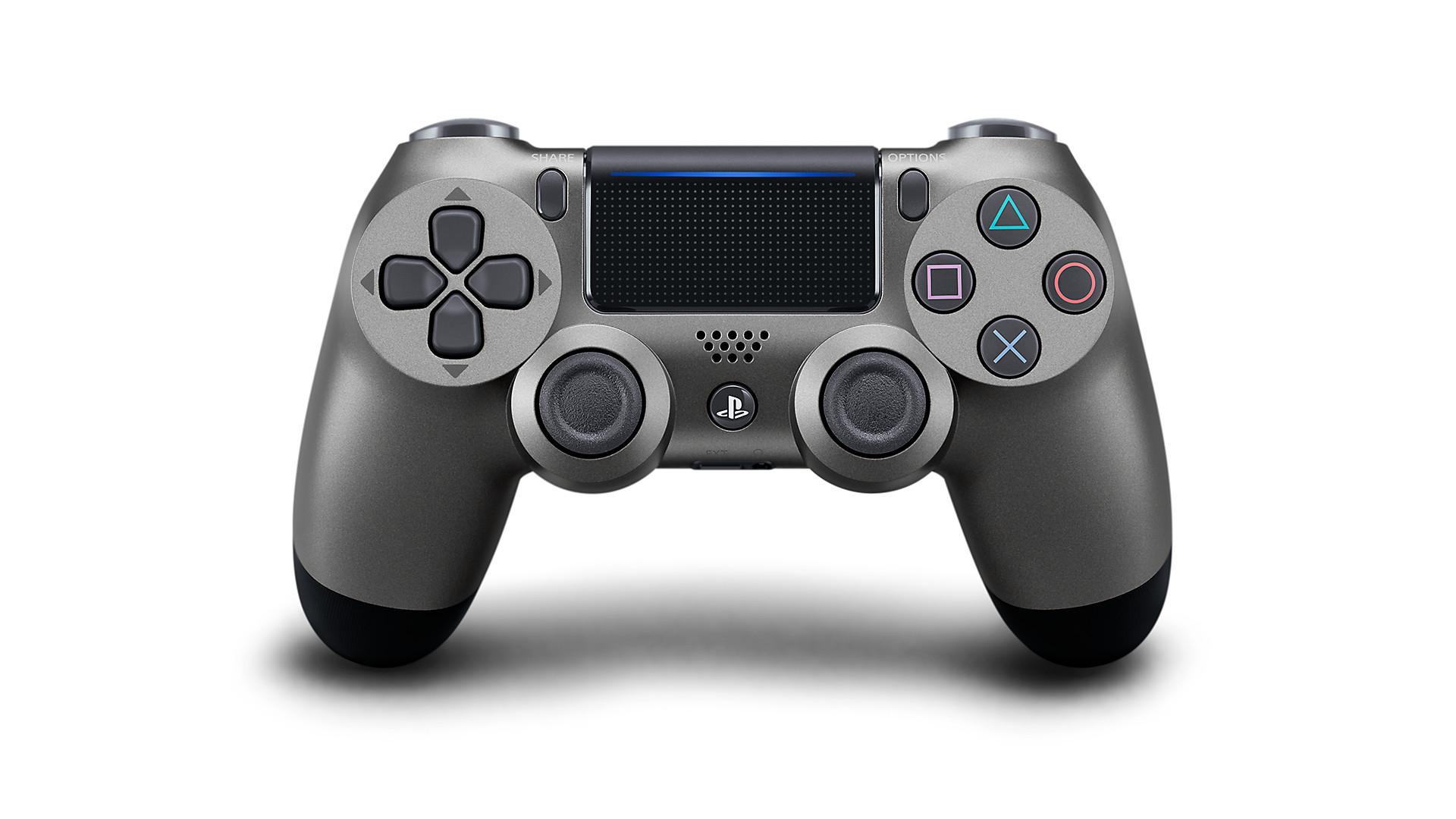 DualShock 4 Wireless Controller - PlayStation