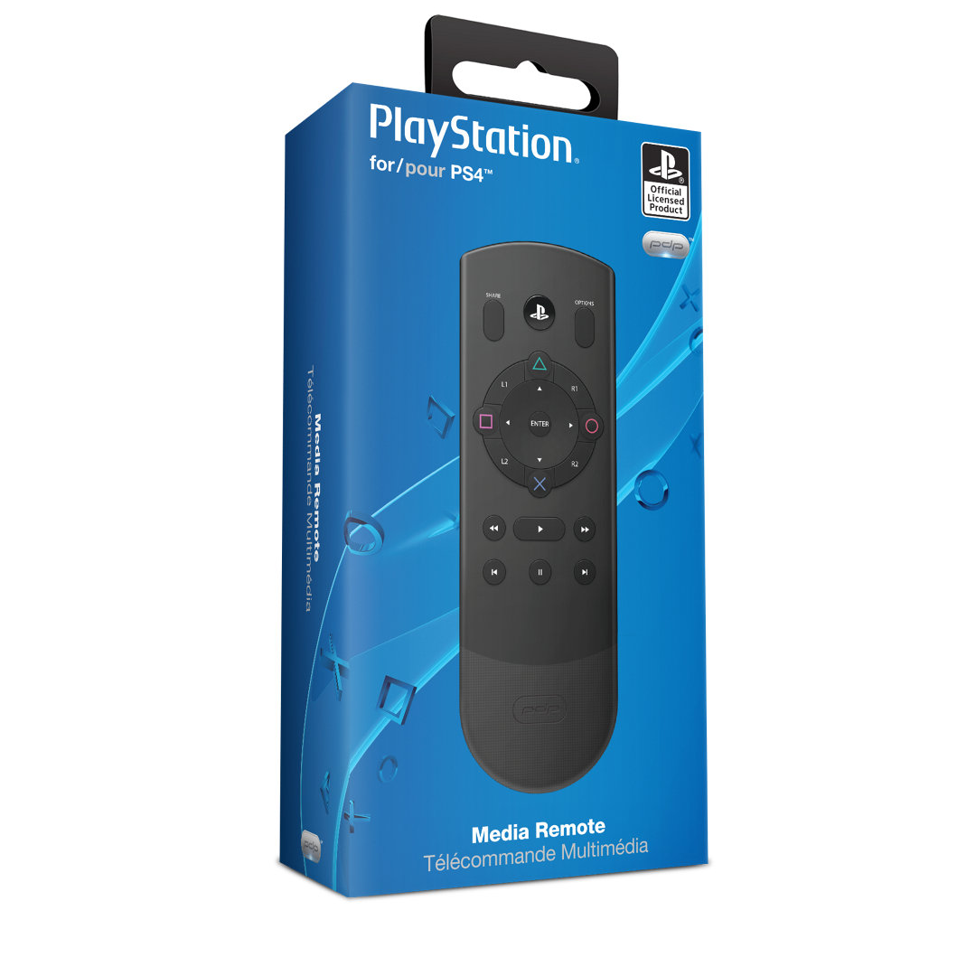 Media Remote for PlayStation 4 – PlayStation Media Remotes