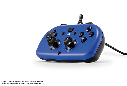 Mini Wired Gamepad - PlayStation Gaming Controller