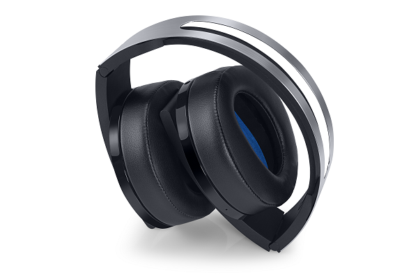 Dual Microphones - PlayStation Platinum Wireless Headset