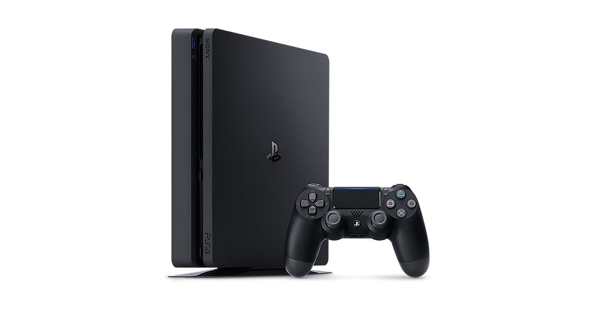 PS4 Console – PlayStation 4 Console | PS4™ Features, Games