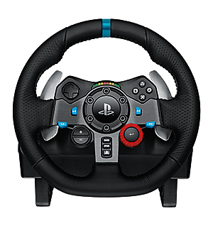 G29 Driving Force Steering Wheel Product Image