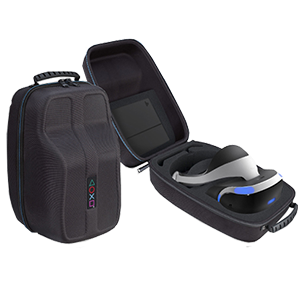 PlayStation VR Deluxe Carry Case By RDS Industries