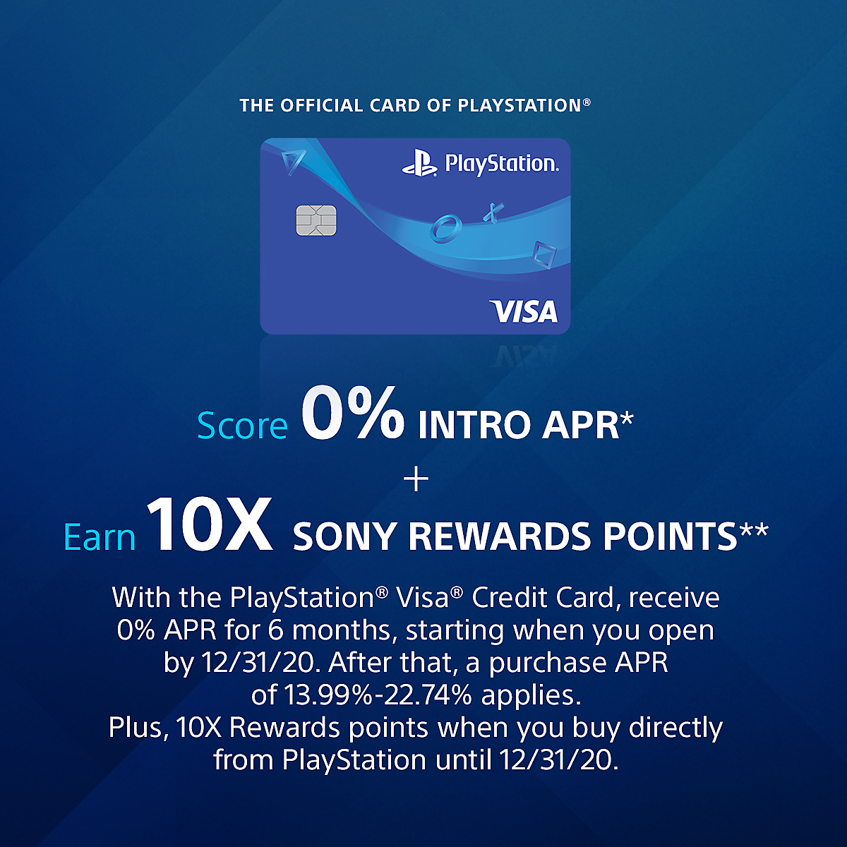Earn Rewards with PlayStation Card