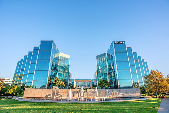 PlayStation campus photo - San Mateo headquarters